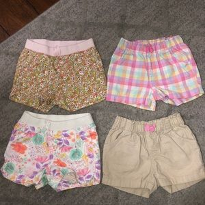 Girls short set